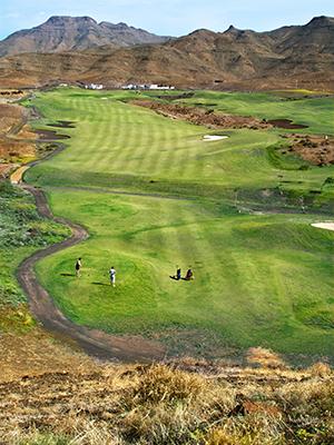 Mulighed for golf på Flyt skolebænken til Fuerteventura