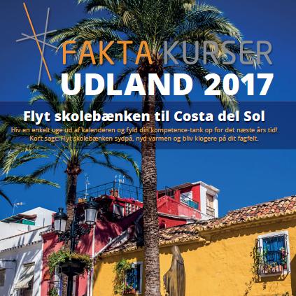 Flyt kursusbænken til Costa Del Sol