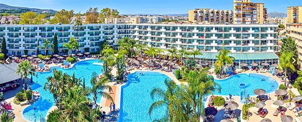 Flyt skolebænken til Costa del Sol og bo på Hotel Principe