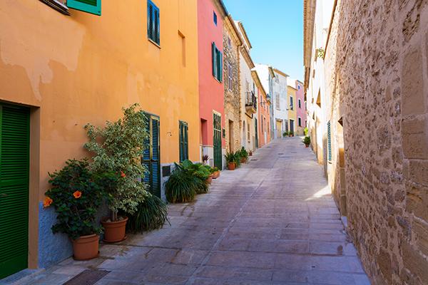 Velkommen til Mallorca!