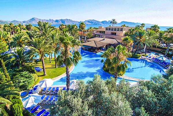 Smukt at flytte skolebænken til Mallorca